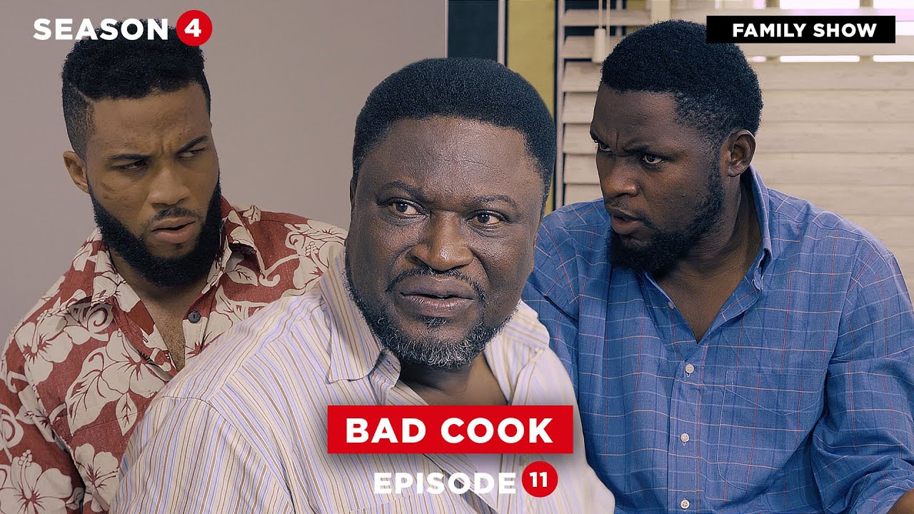 Mark Angel Comedy – Bad Cook (Family Show)