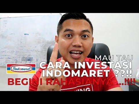 Mau tau cara investasi INDOMARET ?!! Begini Rahasianya...!!!