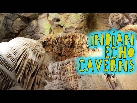 Indian Echo Caverns Walkthrough