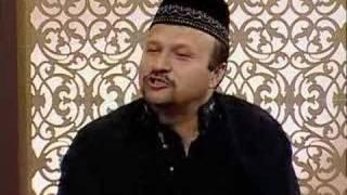 Ahmadiyya - Moshaira 2006 Mubarak Siddiqi