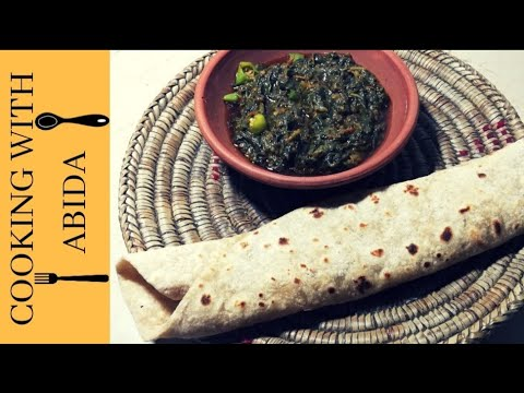Purslane plants / Kulfay ka saag Recipe by Cooking with Abida |vegetarian recipe|