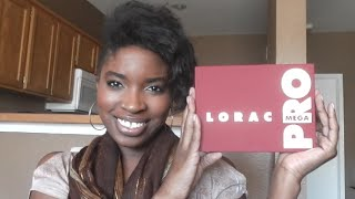 LORAC Mega Pro Palette Swatches | VEDO Day 15 Thumbnail