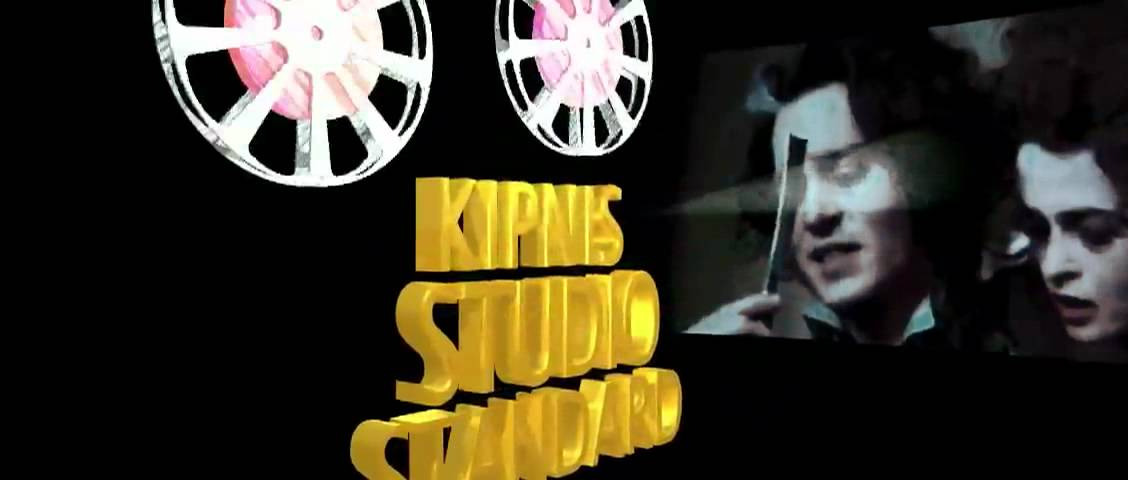 Kipnis Studio Standard (KSS) - Ultimate Home Theater - Company Logo Movie 4