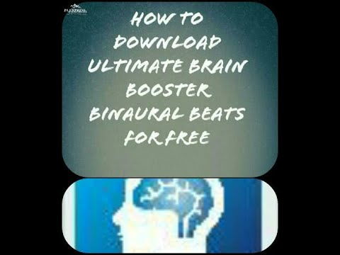 How to download fact tectz new app/ultimate brain booster binaural beats  for free!too easy!
