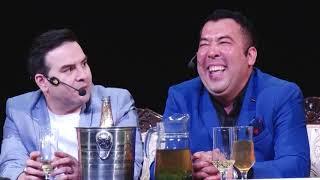 Mamur Xolmedov & Botirhon & Xalimahon - Restorandagi uchrashuv Bochkada nima bor bochka shattayu