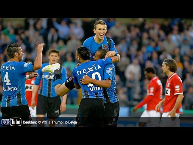 2010-2011 - Jupiler Pro League - PlayOff 1 - 10. Club Brugge - AA Gent 3-0