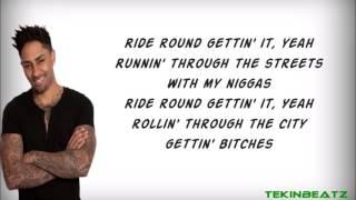 Скачать Makio Ride Round Lyrics HD HQ 2015