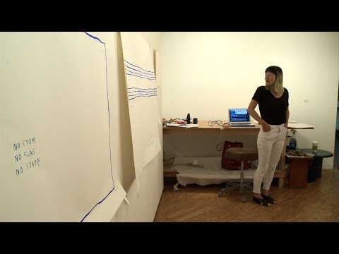 Deaf since birth, artist Christine Sun Kim explores the social rules of sound