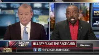 "Jesse Lee Peterson on Fox Business: Dems Cry ""Racism"" to Manipulate Blacks"