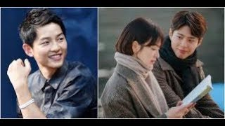 Is Park Bo Gum the cause of rumors Divorce of Song Joong Ki and Song Hye Kyo?