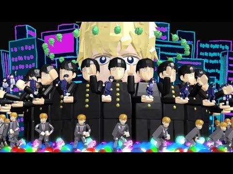 TVアニメ「モブサイコ100 Ⅱ」オープニング映像