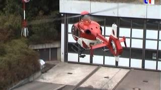 Spectacular DRF Life Flight, Medivac, RTH EC 135 Christoph 41:…