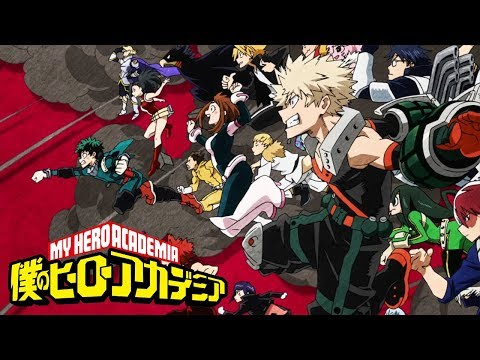 My Hero Academia - Opening 2 | Peace Sign