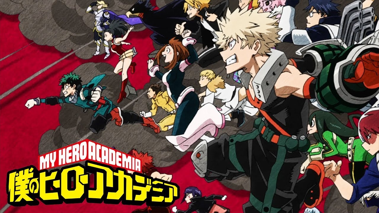 My Hero Academia - Opening 2 | Peace Sign