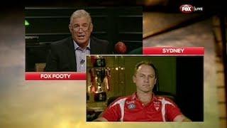 SwansTV: John Longmire on Fox Footy