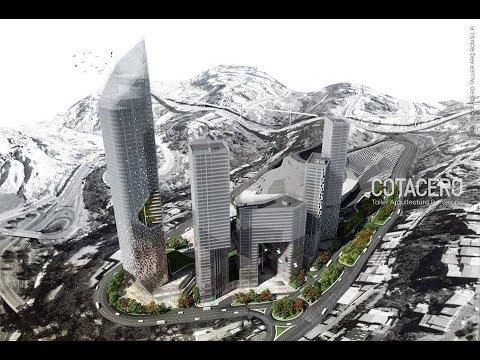 Nuevo proyecto Bolivia la paz | World Trade Center 228m --- 53 pisos (2018)