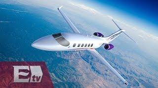 Spectrum fabricará en Baja California un jet ejecutivo/ Darío Celis
