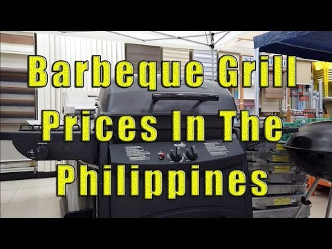 Barbeque, Barbecue & (BBQ) Grills, Prices In The Philippines.