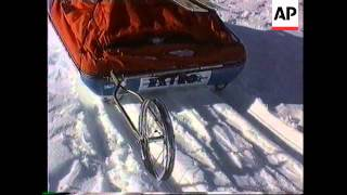 Antartica - Antarctic Trekkers Return Home