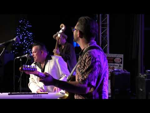 MIKE SANCHEZ & HIS ALLSTAR BAND - WILDEST CATS IN TOWN XMAS 2018 Pakefield