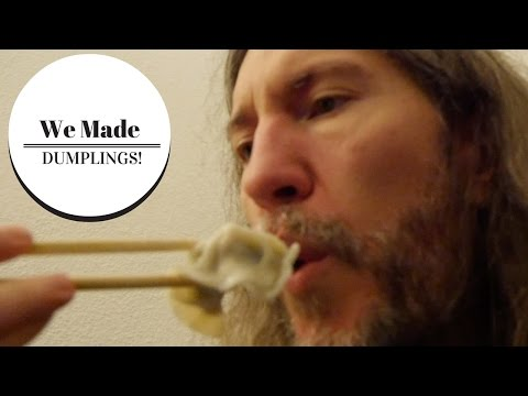 Dumplings, Actually (Chinese Memory Techniques In Berlin Vlog)