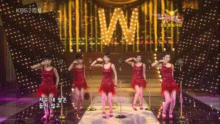 원더걸스 Wonder Girls - Come Back Stage - Nobody.