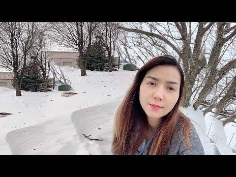 Mùa Đông đầu Tiên Trên đất Mỹ Dưới Cái Lạnh Thấu Xương [02]