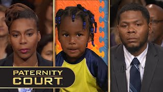 Accused of Being Unfaithful for the Whole Relationship (Full Episode)   Paternity Court