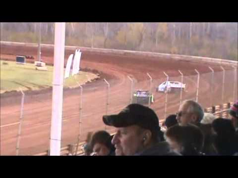 Mod/Sportmod Heat 1 Langlade County Speedway 10/20/12