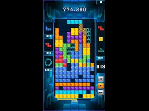 Tetris Blitz Awesome Game Play Score: 5,000,000+
