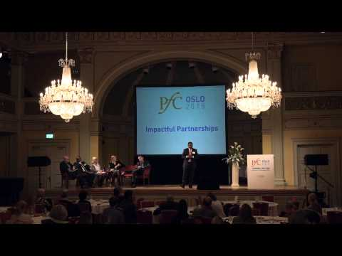 PfC Conference Oslo 2015: Impactful Partnerships (Part 6)