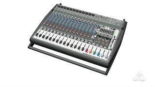 EUROPOWER PMP6000 Powered Mixer