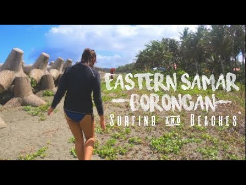 EASTERN SAMAR (BORONGAN) VLOG - Surfing, Xieka's Birthday, Hilangagan Beach // beyscapades