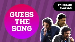 Guess the Song Challenge - Old Pakistani Songs | Andastand