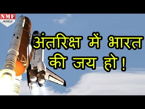 ISRO ने Successfully launch किया Reusable Made in India Space shuttle RLV-TD