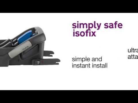 База для автокресла Nuna PIPA ISOFIX Base Movie