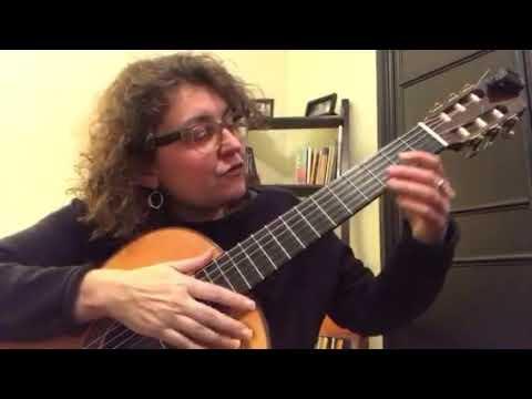 Berklee Guitar Department Lesson Series/ Dyads with Harmonics