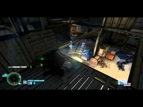 Splinter Cell Blacklist #1 (Realistic difficulty) (Ambient music)