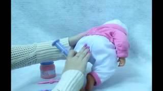Кукла Даша «Вылечи меня!»