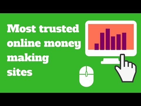 Most trusted online money making sites review