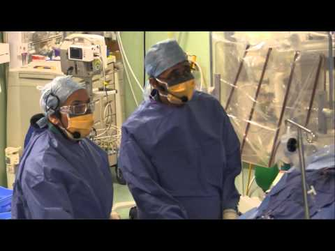 PFO Closure by Dr Iqbal Malik at the Hammersmith Hospital