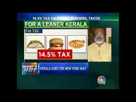 Indian state imposes 'fat tax' on fast food from YouTube · Duration:  30 seconds