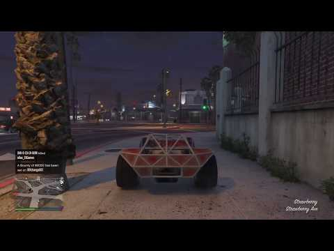 Grand Theft Auto 5 how to get the ramp buggy (every step