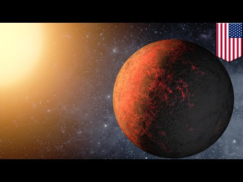 NASA TESS telescope discovers Earth-sized exoplanet - TomoNews