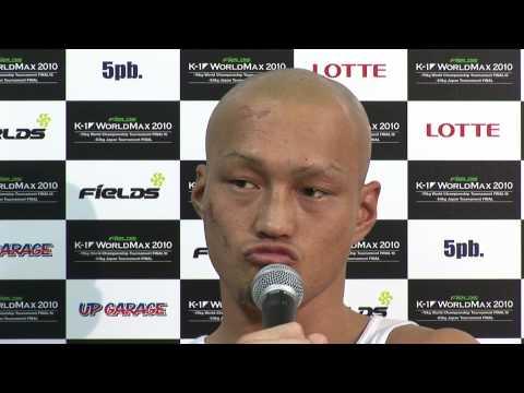 Kazuhisa Watanabe's Post-Fight Interview
