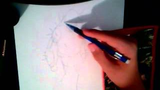 how to draw hades part 1