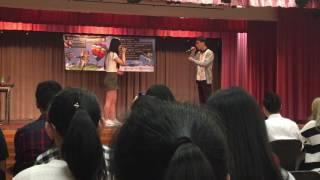 觀塘區聯校歌唱比賽2016 - ECHOES(初賽)李俊傑、