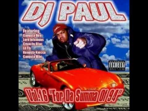 DJ Paul - Neighborhood Hoe (Original)