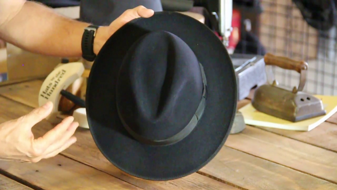 Akubra Bogart Hat Review - Hats By The Hundred - YouTube 22521b4c2a6