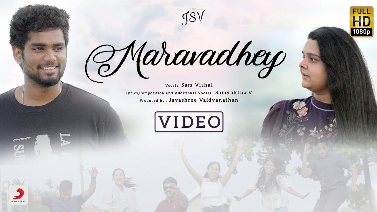 Maravadhey | Samyuktha V | Sam Vishal